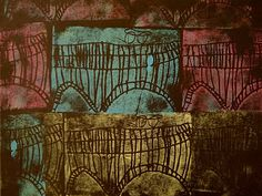 new city arts: kindergarten architecture printmaking....envision Milwaukee city-scape.... Love these prints!