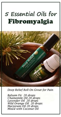 Essential Oils for Fibromyalgia natural pain relief for more info contact me: janet.prayer@1791.com www.hsoils.blogspot.com