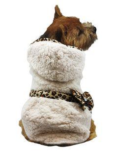 Warm & Cozy sherpa dog coat | Sweet dogs | Pinterest | Coats, Warm ...