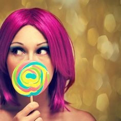a beautiful world Magenta, Pink Purple, Lollipop Lips, Candy Craze, Sugar And Spice, Candyland, Beautiful World, Rainbow Colors, Color Schemes
