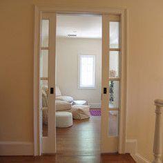 Traditional Bedroom By Soorikian Architecture French Pocket Doors Gl Double Door