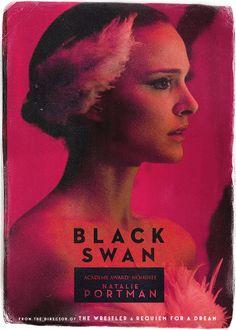 invierno:    Poster remake>Black Swan