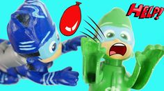 PJ Masks Frozen Dolls Have Water Balloon Fight Queen Elsa Prince Hans Fashems Toy Surprises.  This is an educational learning video with toys that can help with eye-hand coordination fine motor skills and learning English as a second language (ESL).  Subscribe here to never miss a video: https://www.youtube.com/channel/UCsRW8ikkc-uISUXtNKBfFcw?sub_confirmation=1  - Watch my last video: https://youtu.be/mQFnfuQB1XU  Sparkle Spice is a channel where we make learning videos for preschools…