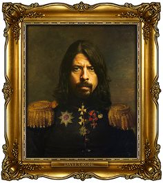 replace face - Dave Grohl