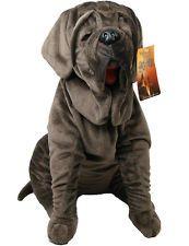 "Universal Wizarding World Harry Potter Hagrid Fang Dog Large Plush Doll 13"" NEW"