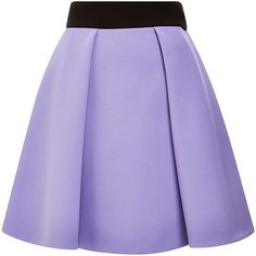Fausto Puglisi Lilac Skirt ($1,550) ❤ liked on Polyvore featuring skirts, bottoms, fausto puglisi, purple skirt, knee length pleated skirt, a line skirt and pleated a line skirt
