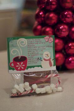 Snowman Soup, #Christmas, #StockingStuffer