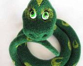 Needle Felted Toy - Meet Lucy the Snake