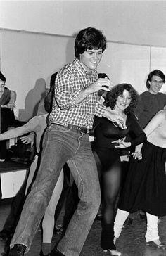 Donny dancing!