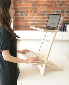 Simple, adjustable, portable - standing desks that transform the way you work