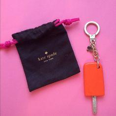 Kate spade Popsicle keychain Kate spade Popsicle keychain never used brand new kate spade Accessories Key & Card Holders