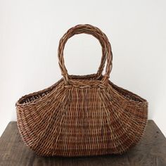 [Envelope Online Shop] akebia basket bag KOHORO Basket bags