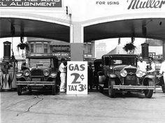 2 cents per gallon and a tax of 3 cents per gallon