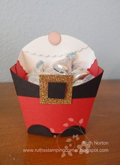 Ruth's Stamping Corner: 12 Weeks Til Christmas Countdown: Week 1