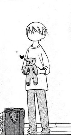 Usagi-san Sensei. ❤ Junjou Romantica
