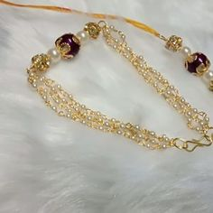 Beautiful handmade designer rakhi collection for your brother. Check out exclusive couple rakhis for bhaiya and bhabhi. Make this Rakshabandhan more special with beautiful rakhis and lumbas. Beaded Jewelry, Handmade Jewelry, Beaded Bracelets, Rakhi Bracelet, Handmade Rakhi Designs, Rakhi Making, Happy Valentine Day Quotes, Rakhi Online, Mehndi Images