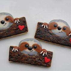 3305 Best animal cookies images in 2019 | Decorated ...