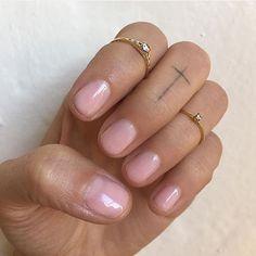 Baby Pink Nails <3 <3