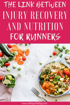 Here is some Information about the best foods and nutrients to help when recovering from an injury. What to eat and what to avoid to speed injury recovery and food ideas to help you heal faster from your running injury. #running #injury #nutrition Making Cauliflower Rice, Nutrition For Runners, Clean Eating, Healthy Eating, Sandwiches For Lunch, Afternoon Snacks, Dietitian, Fruits And Vegetables, Meal Planning