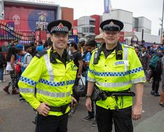 Today, 9 July 2019, sees India take on New Zealand in one of the semi-finals of the ICC Cricket World Cup at the Emirates Old Trafford. Greater Manchester Police officers are on hand to ensure the safety and security of all. www.gmp.police.uk