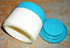 Vintage Thermos, Aladdin, Thermos Jar, Insulated, Blue, #7000 by TheBackShak on Etsy