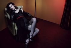 Winona Ryder for Interview Magazine   ALL EYES ON US