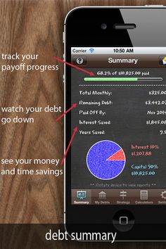 best debt tracker app for iphone