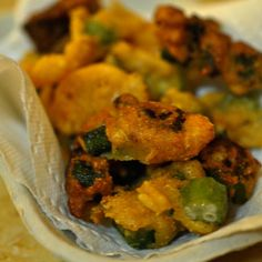 For a taste of the Carolina Low Country, try this savory side of fried okra.Recipe: Fried Okra