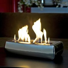 "Add a little ""warmth"" to any room - Brasa Fire"