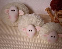 Nursery Decor, Teacup Pigs, Sheep, Handmade Dolls, Embellishments, Ideas