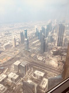 Dubai #BurjKHALIFA  At The Top