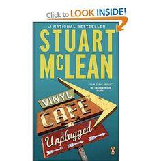 Vinyl Café Unplugged by  Stuart McLean - A relatable lough out loud favourite!