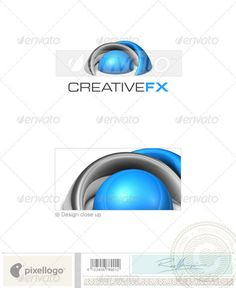 Communications  - 3D-335 Logo Design Template Vector #logotype Download it here: http://graphicriver.net/item/communications-logo-3d335/497203?s_rank=373?ref=nexion