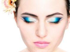 Pop of color - Summer eye makeup trends
