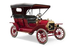 #Ford introduced the Model T on October 1, 1908. (Photo courtesy of The Henry Ford) #trivia #history