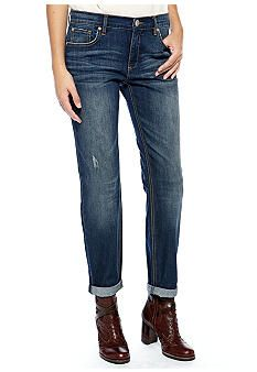 Nine West Vintage America Collection Vintage Cuffed Weekend Jean