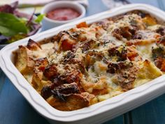 Sunday Brunch - Articles - Bacon Strata - All 4