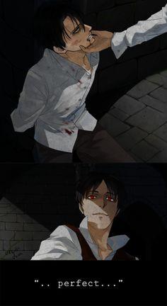 Welcome to Shingeki-No-Riren-Ereri-Forever! Ereri, Eren Y Levi, Attack On Titan Eren, Armin, Levi Ackerman, Manga Anime, Anime Art, Yandere Boy, Uzumaki Boruto