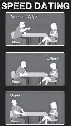 Speeddating! LOL!