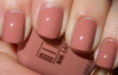 milani nail polish natural touch