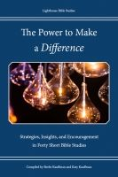 Listening for God's Voice: An Excerpt from The Power to Make a Difference | Lighthouse Bible Studies