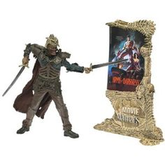 McFarlane Toys Movie Maniacs Series 4 Action Figure Army of Darkness Evil Ash