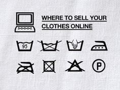 Resale Guide: Where To Sell Your Clothes Online (Nov. 6, 2013)  Read more: http://www.stylecaster.com/sell-clothes-online/#ixzz2x6Q08T9z