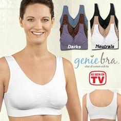 3d55a4ea6e Genie Bra™   Fresh Finds Warm Dresses