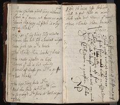 Commonplace book, ca. 17th century  https://www.artexperiencenyc.com/social_login/?utm_source=pinterest_medium=pins_content=pinterest_pins_campaign=pinterest_initial
