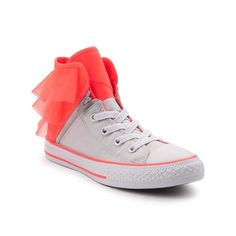 c360dcb878787f Complete her look with the fun and trendy new Chuck Taylor All Star Block  Party Sneaker