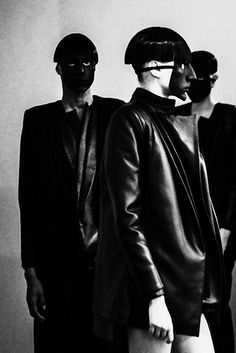 RAD HOURANI haute couture spring summer photographed by matteo carcelli… Dark Art Photography, Fashion Photography, Rad Hourani, Gothic Chic, Dark Fashion, 3d Fashion, Unisex Fashion, Menswear, Men Casual