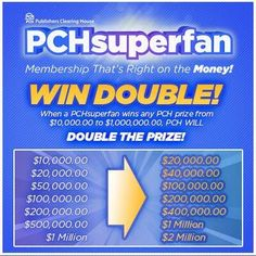 I love being a #PCH #SuperFan (Smiles)