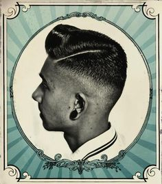 old school haircut - Google Search