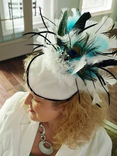 British Tea Party:  Part Two…the Hats   Less Than Perfect Life of Bliss   home, diy, travel, parties, family, faith